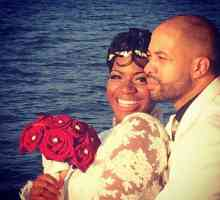 Just married: fantasia & kendall taylor knytte knute