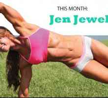 Jen Jewell high-protein diett plan